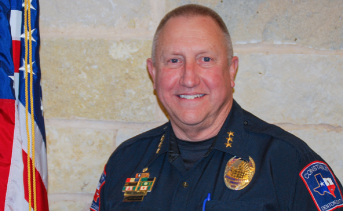 Denton County constable dies of COVID-19