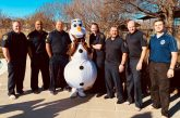 Polar plunge benefits food bank