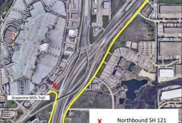 More full closures coming this weekend on Hwys 121, 26