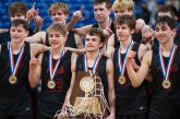 Argyle boys basketball team wins state
