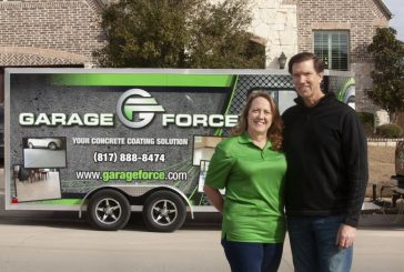 Local couple aims to make garages beautiful