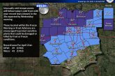 Freeze warning issued for Denton County early Wednesday morning